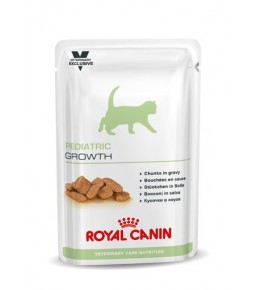 Royal Canin Pediatric Growth kittens - Wet food pouches