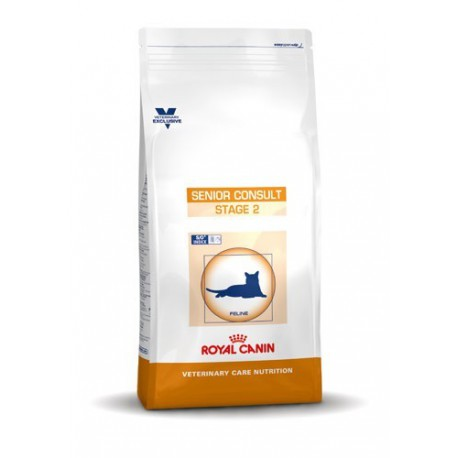 Royal Canin Senior Consult Stage 2 cat food - Kibbles