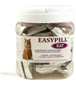 Easypill cat putty - Make it easy to give your cat pills