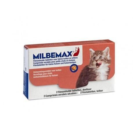 Milbemax - cat dewormer