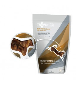 TROVET Multi purpose Ostrich Treat (MOT) - Dog treats made with ostrich meat