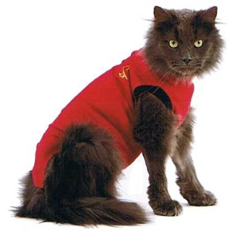 Medical Pet Top Shirt – Protective vest for cats and dogs