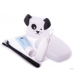 Petosan Puppy - Dental brushing kit for puppies