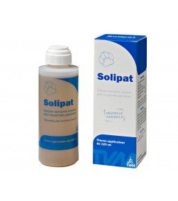 Solipat - Protection for dog's paw pads