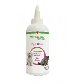 Vetoquinol Eye Care - Eye care for cats and dogs