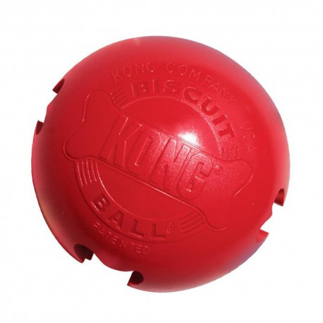 Kong biscuit ball for dogs