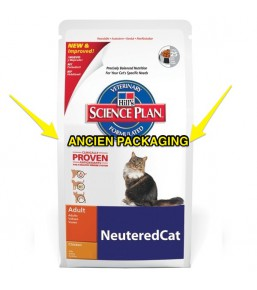 Science Plan Feline Young Adult Neutered Cat