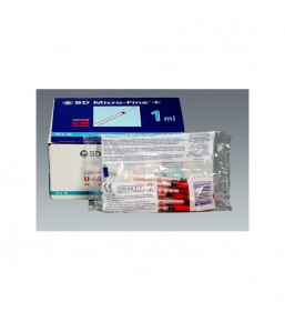 Caninsulin syringes
