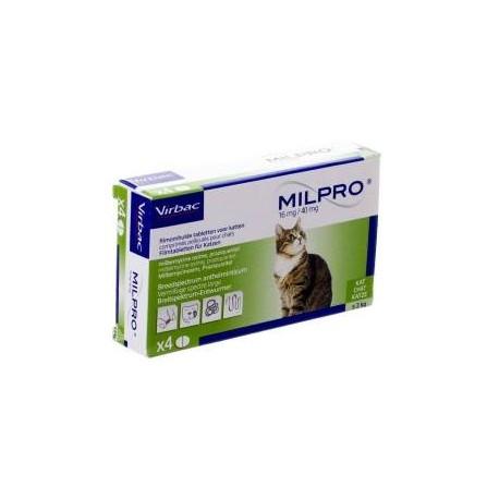 Milpro cat dewormer