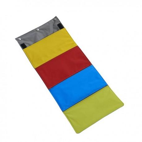 Buster ActivityMat - Rainbow purse