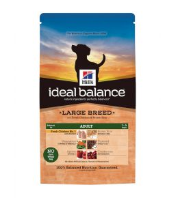 Hill's Ideal Balance Canine Adult Large Breed - Kibbles