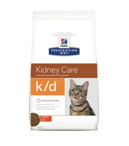 Hill's Prescription Diet k/d Feline - Kibbles