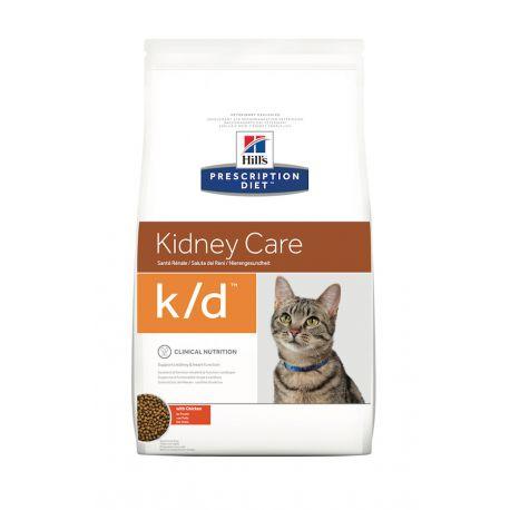Hill's Prescription Diet k/d Feline - Kibbles