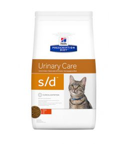 Hill's Prescription Diet s/d Feline - Kibbles
