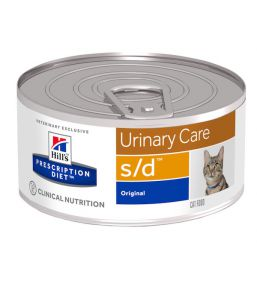 Hill's Prescription Diet s/d Feline minced liver - canned food