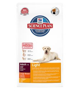 Hill's Science Plan Canine Adult Light Large Breed - Dog kibbles