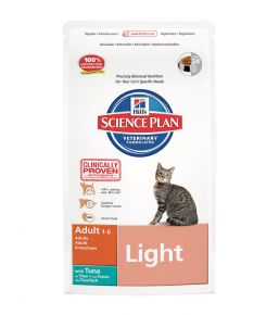 Science Plan Feline Adult Light Tuna