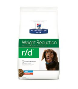 Hill's Prescription Diet R/D Mini Canine - Kibbles