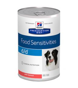 Hill's Prescription Diet D/D Canine Salmon - Cans