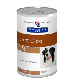 Hill's Prescription Diet Canine J/D - Canned food
