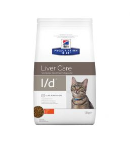 Hill's Prescription Diet l/d Feline - Kibbles