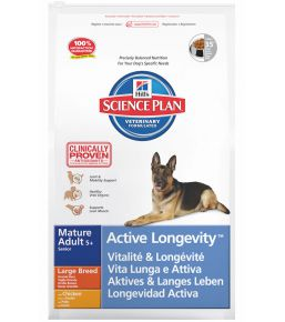 Science Plan Canine Mature Adult 5+ Active - Kibbles