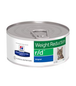 Hill's Prescription Diet r/d Feline minced liver - canned food