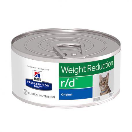 Hill's Prescription Diet r/d Feline minced liver - canned food