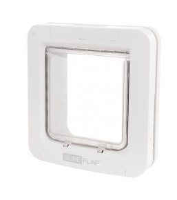 SureFlap microchip-activated cat door Connect