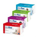 Amflee Spot-On - tick and flea pipettes for dogs