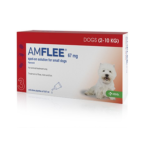 Amflee Spot-on for dogs