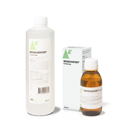 Bronchofort - Cough syrup for dogs, cats and horses