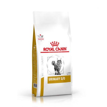 Royal Canin Urinary S/O cat food - Kibbles