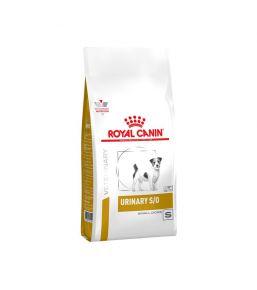 Royal Canin Urinary S/O small dog (under 10kg) food - Kibbles