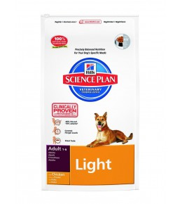 Hill's Science Plan Canine Adult Light - Dog kibbles