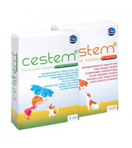 Cestem - Broad-spectrum dewormer for dogs