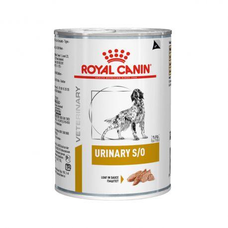 Royal Canin Urinary S/O dog food - Canned food