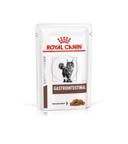 Royal Canin Gastrointestinal cat food - Wet food pouches