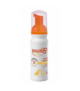 Douxo S3 Pyo Mousse - Mousse for dogs and cats