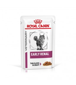 Royal Canin Early Renal for cats - fresh food pouches