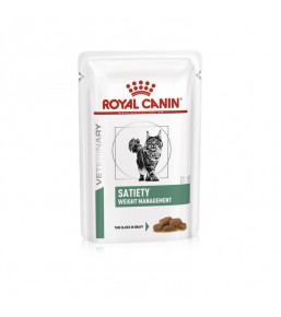 Royal Canin Feline Satiety Weight Management - fresh food pouches