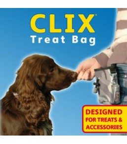 Clix Treat Bag - Treat bag for dogs