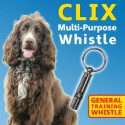 Clix - Multipurpose dog whistle