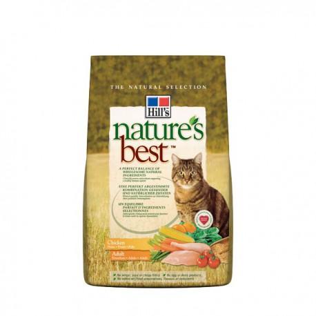 Nature's Best Feline Adult Poulet