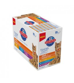Science Plan Feline Adult Multipack