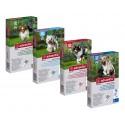 Advantix - Anti-tick and anti-flea pipettes for dogs