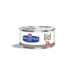 Hill's Prescription Diet l/d Feline - canned food