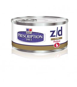 Hill's Prescription Diet z/d Ultra Feline - canned food