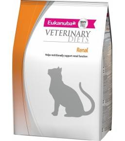 Eukanuba Veterinary Diets Renal Cat Kibbles