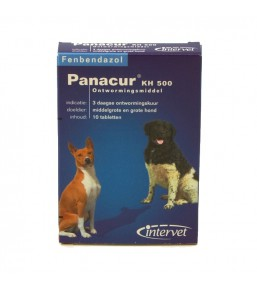 Panacur KH - Dog and cat dewormer